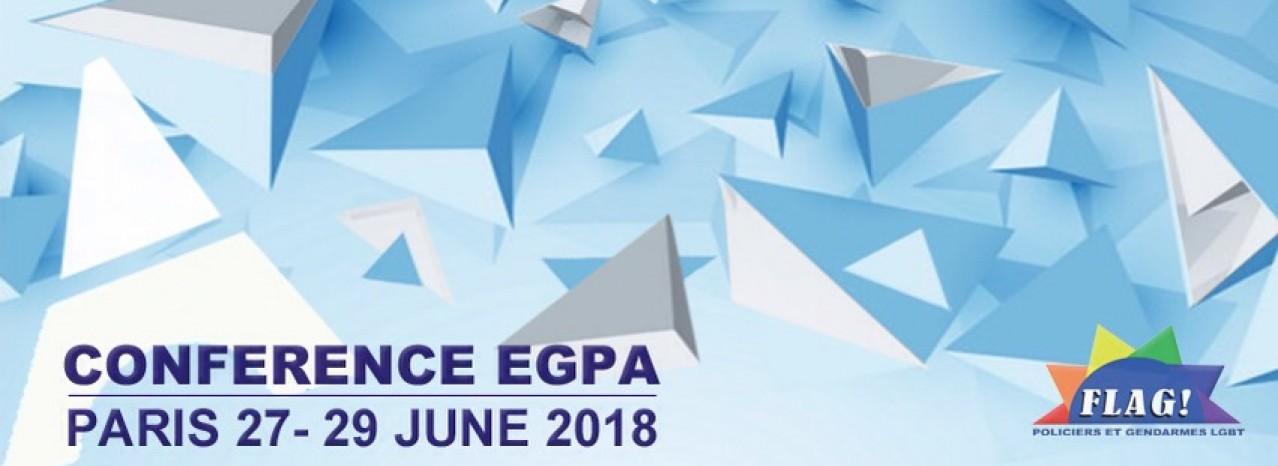 Lancement de la page Facebook officielle de la conférence EGPA PARIS 2018