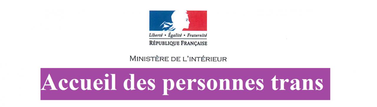 Réunion Flag ! / Associations accueil des personnes trans service de police
