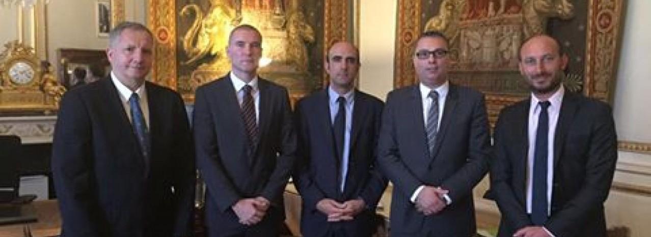 EGPAPARIS2018 : Rencontre avec le cabinet du ministre de l'intérieur